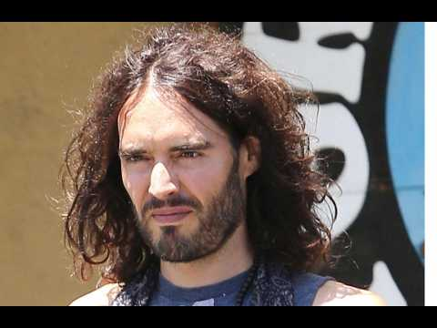 Russell Brand's cat has died