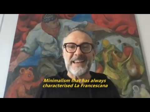 Gastronomy will be a source of inspiration for a new global ethic, Massimo Bottura: Gastronomy will be a source of inspiration within a new global ethic, Italian chef Massimo Bottura says