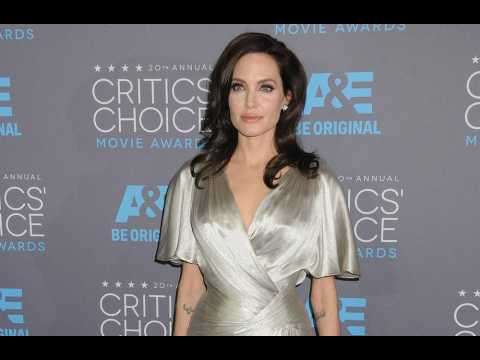 Angelina Jolie: It's impossible to be a perfect parent