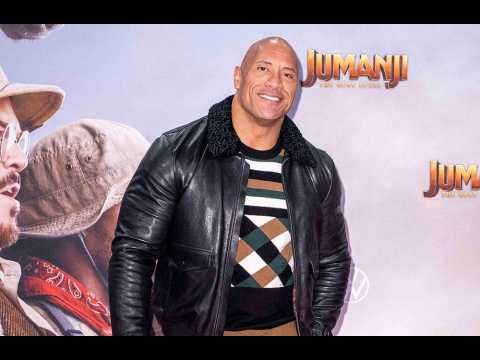 Dwayne 'The Rock' Johnson loves spending time with his family in lockdown