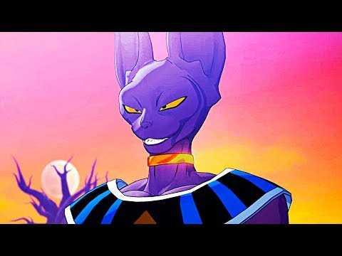 """DRAGON BALL Z Kakarot """"Lord Beerus"""" DLC Trailer (2020)"""