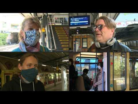 Masks become compulsory on public transport amid coronavirus pandemic