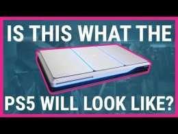 PS5 böyle görünecek mi?  |  TechRadar Sohbetleri