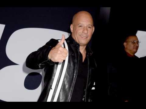 Vin Diesel teases 'big surprise' for F9