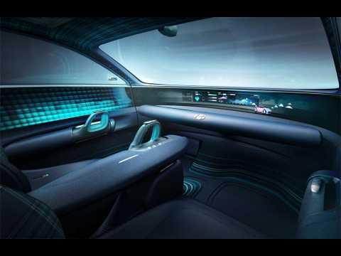 Hyundai unveil new Prophecy electric car