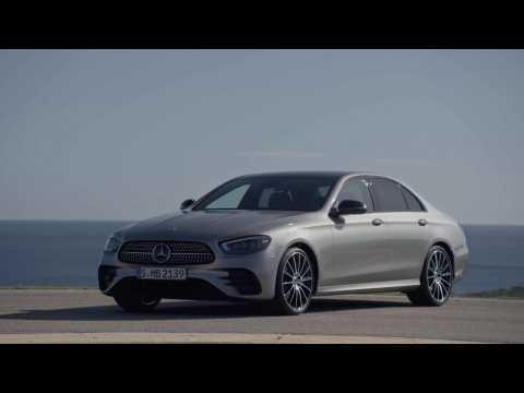 The new Mercedes-Benz E-Class Sedan Exterior Design