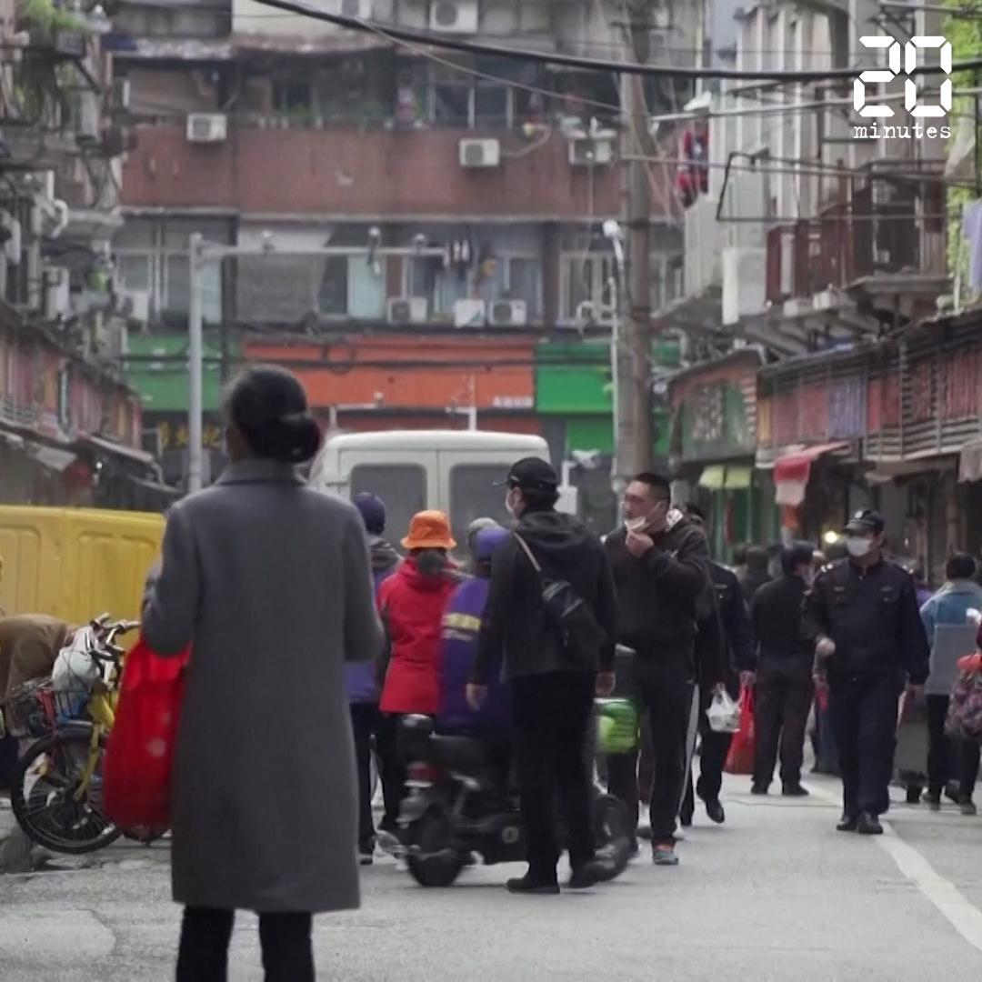 Coronavirus: Wuhan, la vie après le confinement