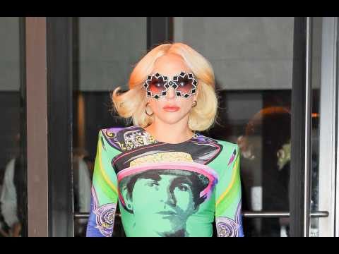 Lady Gaga calls for kindness