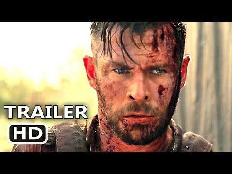 EXTRACTION Official Trailer (2020) Chris Hemsworth