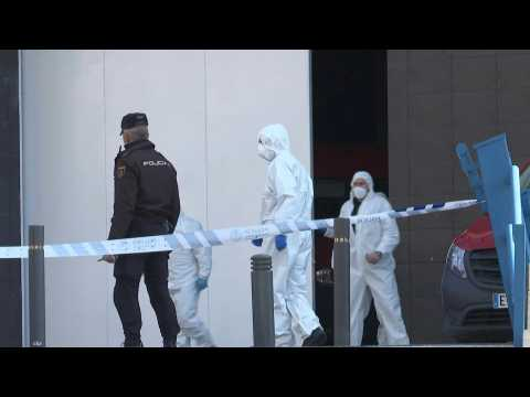 Coronavirus: Madrid ice rink transformed into a morgue as COVID-19 death toll rises