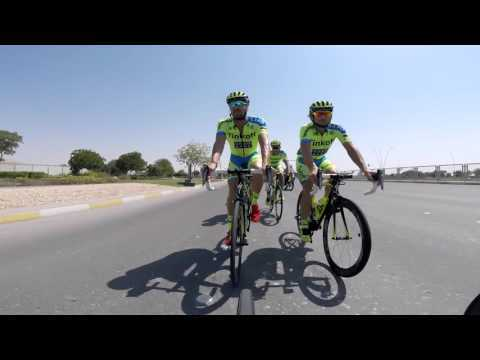 On-board with Peter Sagan and Tinkoff-Saxo at the Abu Dhabi Tour