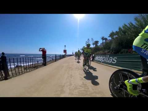 Vuelta a Espana 2015: On-board with Tinkoff-Saxo during team time trial recon