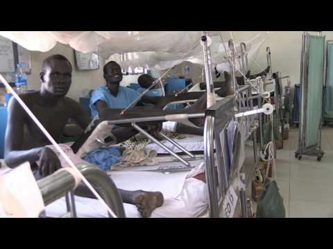 The other war: Treating the wounded of South Sudan's community gunfights