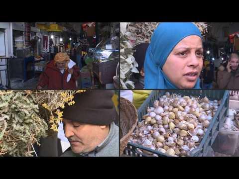 Tunisians turn to traditional remedies against coronavirus