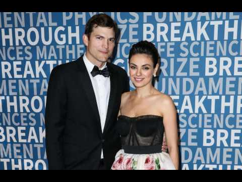 Ashton Kutcher and Mila Kunis launching quarantine wine