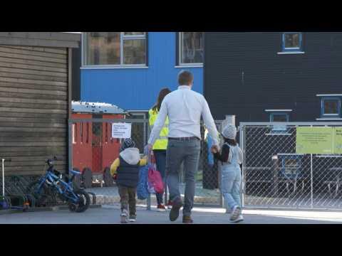 Norway begins reopening nurseries after month-long closure