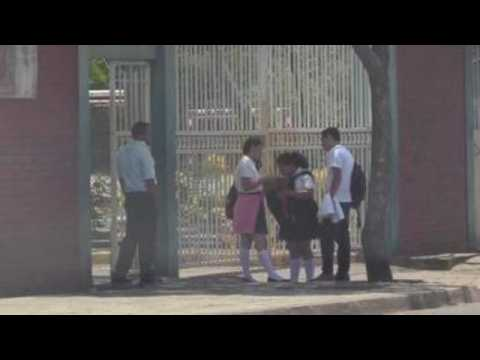 Nicaragua sends students back to classes amid coronavirus pandemic