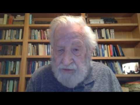 An interview with philosopher and linguist Noam Chomsky
