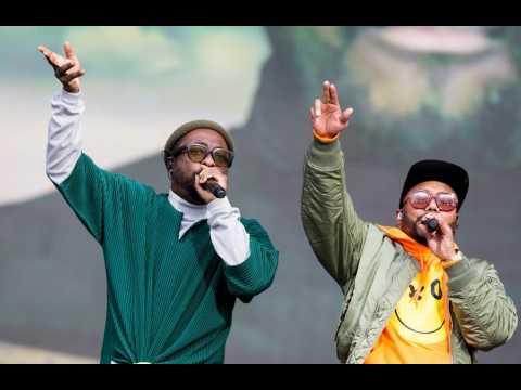 Black Eyed Peas tease 'joyful' new music amid coronavirus pandemic