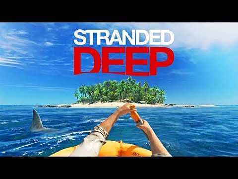 STRANDED DEEP Official Trailer (2020) PS4 / Xbox One / PC