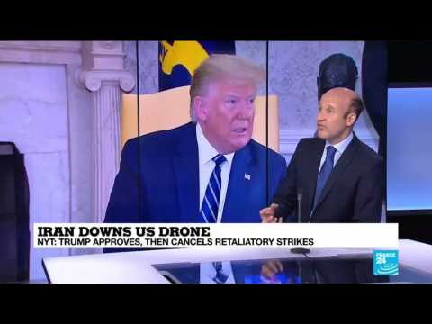 Trump calls off retaliation against Iran: strategy or change of heart?