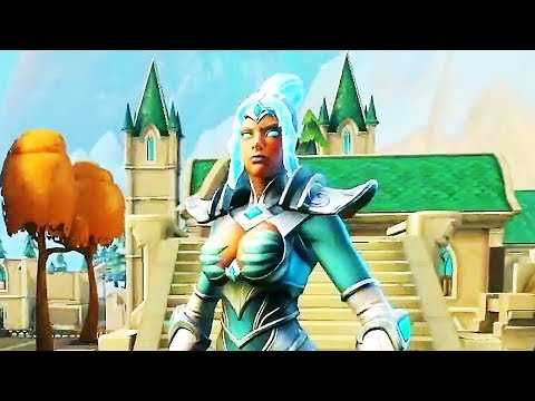 """REALM ROYALE """"Battle Pass 4"""" Trailer (2019) PS4 / Xbox One / PC"""