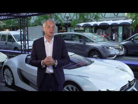 100 Years of Citroën History go on Display in Paris - Xavier Peugeot
