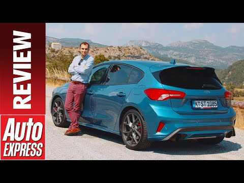 New Ford Focus ST 2020 review - is it a proper Fast Ford?