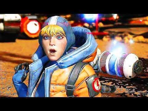 "APEX LEGENDS ""Wattson"" Gameplay Trailer (2019) PS4 / Xbox One / PC"