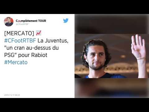 Mercato : La Juventus Turin, «?un cran au-dessus du Paris Saint-Germain?» pour Adrien Rabiot