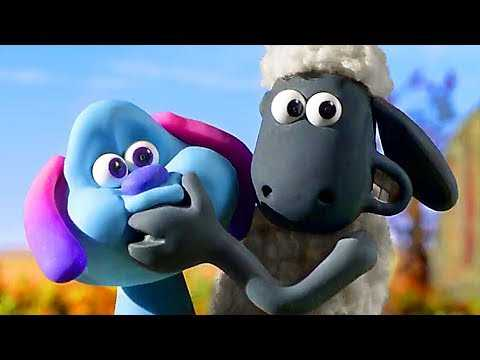 SHAUN THE SHEEP 2 Trailer # 2 (Animation, 2019) FARMAGEDDON