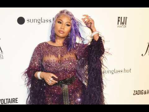 Nicki Minaj teases new album