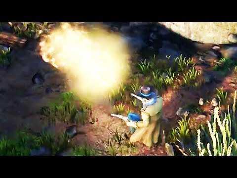 "DESPERADOS 3 ""Closed Beta"" Gameplay Trailer (2019) PS4 / Xbox One / PC"