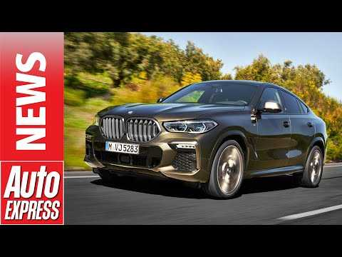 New 2020 BMW X6 - £60k coupe-SUV hopes to prove bigger is better