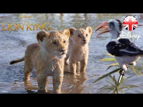 The Lion King   2019 The King Returns - Behind the Scenes!   Official Disney UK