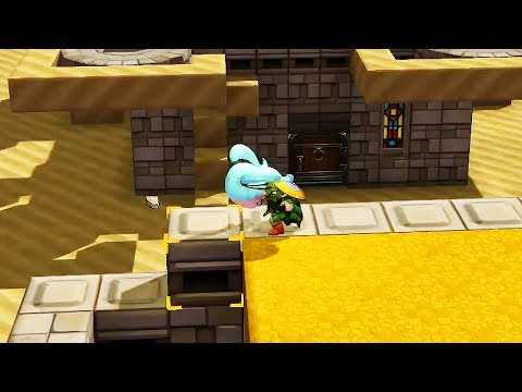 """DRAGON QUEST BUILDERS 2 """"Multiplayer"""" Gameplay Trailer (2019) PS4"""