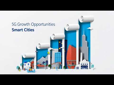 5G Growth Opportunities for Smart Cities