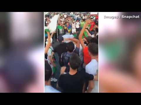 CAN : La victoire des Fennecs fêtée dans les rues de Creil  et de Beauvais
