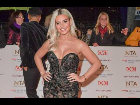 Megan Barton-Hanson lost weight on Love Island 'through stress'