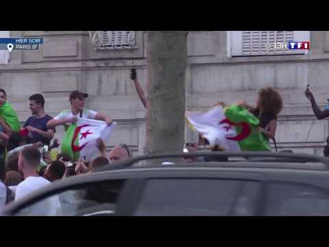 L'Algérie qualifiée pour les demi-finales de la CAN : la liesse ternie par des heurts et un drame
