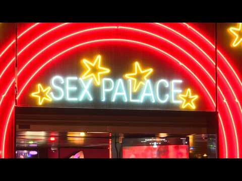 Sex workers give red light to leaving famed Amsterdam district
