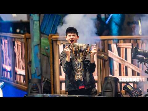 16-Year-Old Wins Fortnite Wordl Cup