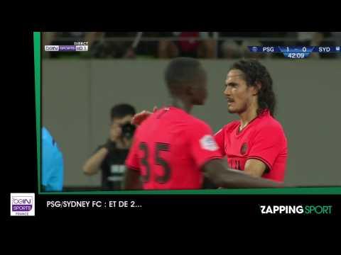 Zap sport 31 juillet 2019 Le PSG s'impose face au Sydney FC