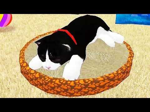 KONRAD'S KITTENS Gameplay Trailer (2019) PS4 / PS VR / PC
