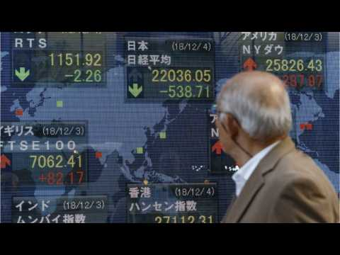 Asian Shares Falling On 'Hawkish' Fed Outlook
