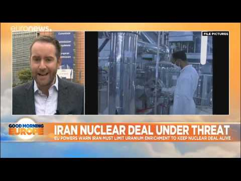 Jeremy Hunt says there's a 'small window' to save Iran nuclear deal ahead of EU meeting
