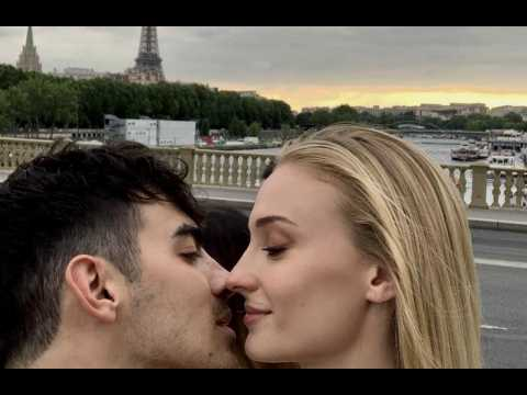 Joe Jonas has 'found happiness' with Sophie Turner