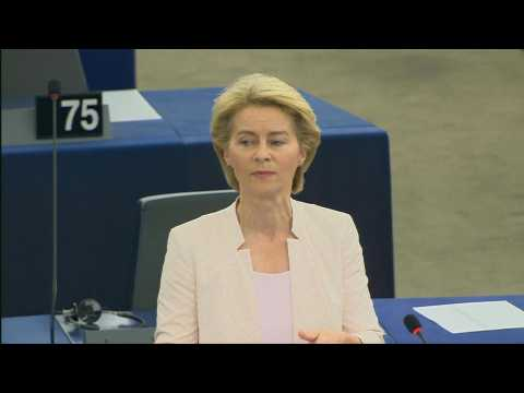 Von der Leyen 'ready' to back Brexit delay if needed