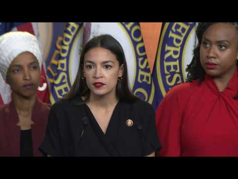Democratic congresswomen hit back at Trump tweets