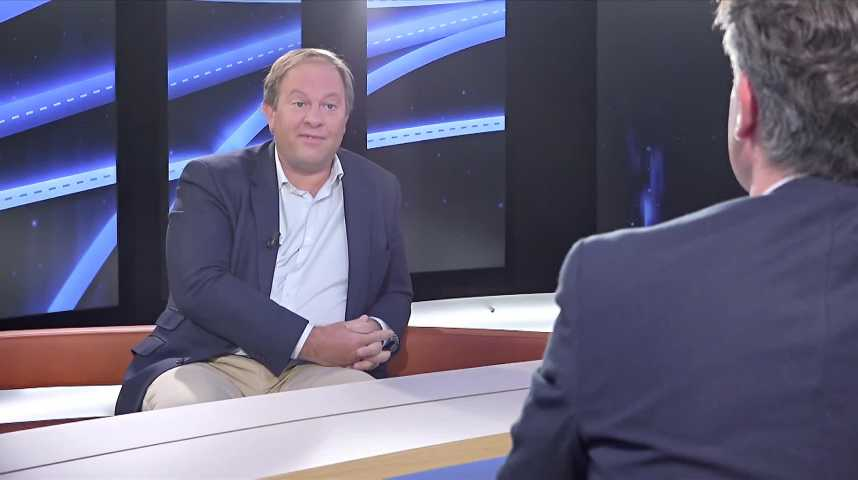 Illustration pour la vidéo Interview d'Alexandre de Navailles, Président de Hertz France